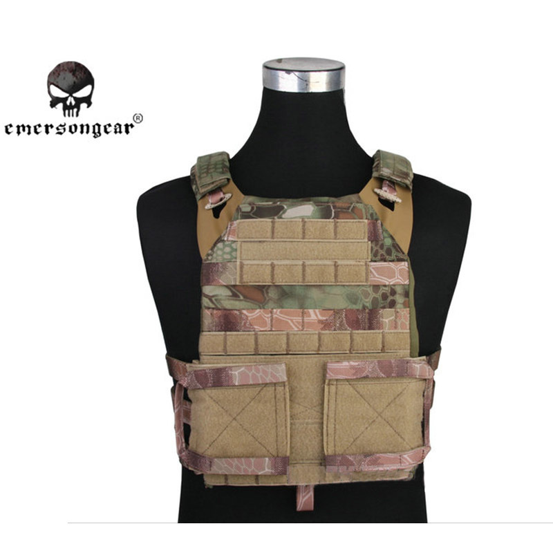 EMERSON Molle CP Style JPC 2.0 Adaptive Vests Tactical Military Hunting Assault Plate Carrier Vest Paintball Combat Uniform mil spec military lt6094 coyote brown cb combat molle tactical vest army military combat vests lbt6094 style gear vest carrier