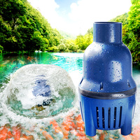 JEBAO LP 40000 extra large flow submersible pump High power circulating filtering pump for KOI pond Pond pipe pump