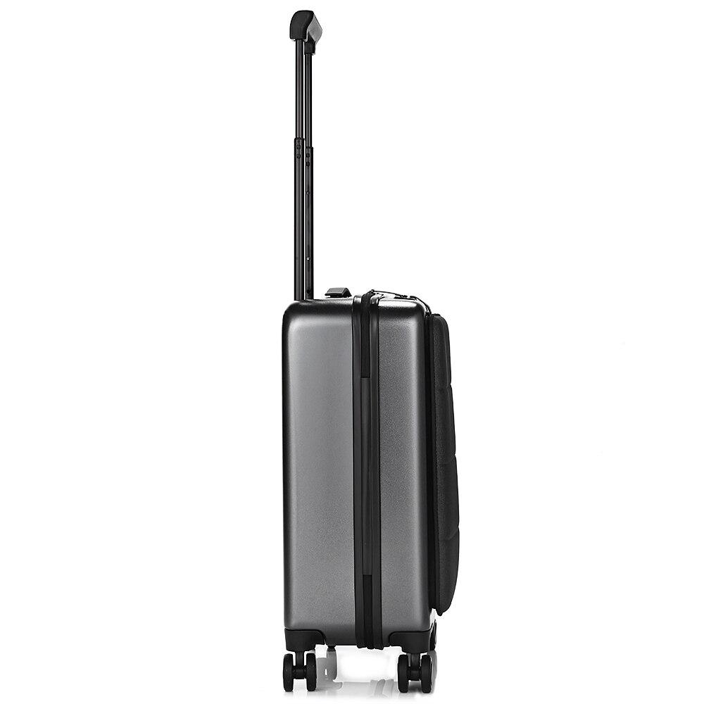 Xiaomi negocio 20 pulgadas abriendo maleta de viaje con Universal de cero-ajustable de la manija equipaje - 4