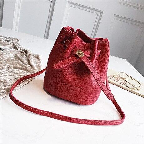 Moneta rosso Satchel A Nero Messenger colore Di Rosa Della cachi Il Modo bianco colore Corpo Formato Tracolla Croce Giallo Casual Solido Donne Cuoio Delle Borsa Signore Un 0Z7gPqw0