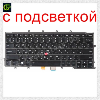 Russian backlit keyboard FOR Lenovo IBM Thinkpad X230S X240 X240S X250 X260 0C44711 X240I X260S X250S X270 01EP008 01EP084 RU - sale item Laptop Parts & Accessories