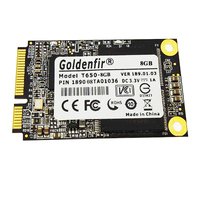 Mini PCIE MSATA SSD SATA3 Iii SATA Ii 8GB 16GB 32GB 64GB 60GB 128GB 256GB HD