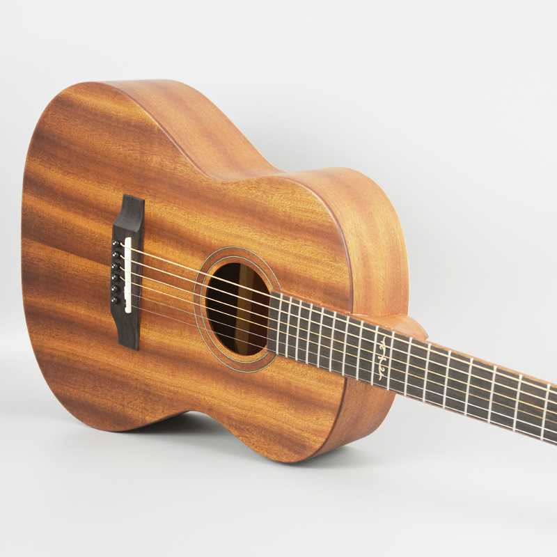 41 inch 40 inch, 36 inch natural color solid wood top Acoustic Guitar Free Shipping OEM Wholesale of musical instruments all mahogany acoustic guitar om spruce top 41inch musical instrument free shipping ems custom oem guitar factory
