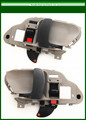 New Inner Handles For 95-98 Chevy GMC C/K 1500 Tahoe Yukon Suburban Left+Right 15708051/15708052