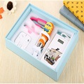 Universal Xmas Gift Six Sets Hello Kitty Carton Power Bank Mobile ah quick charger 4usb Output External Battery Charger