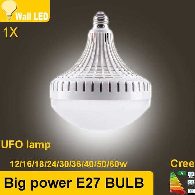 Große power lampe 12 watt 16 watt 24 watt 30 watt 36 watt 50 watt 60 ...
