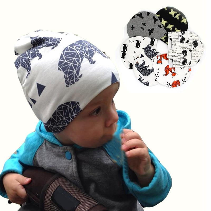 Fashion Cute Baby Hat Toddler Kids Newborn Girl Boy Infant Crochet Knit Hat  Cap Beanies Accessories 0cb8f671adea
