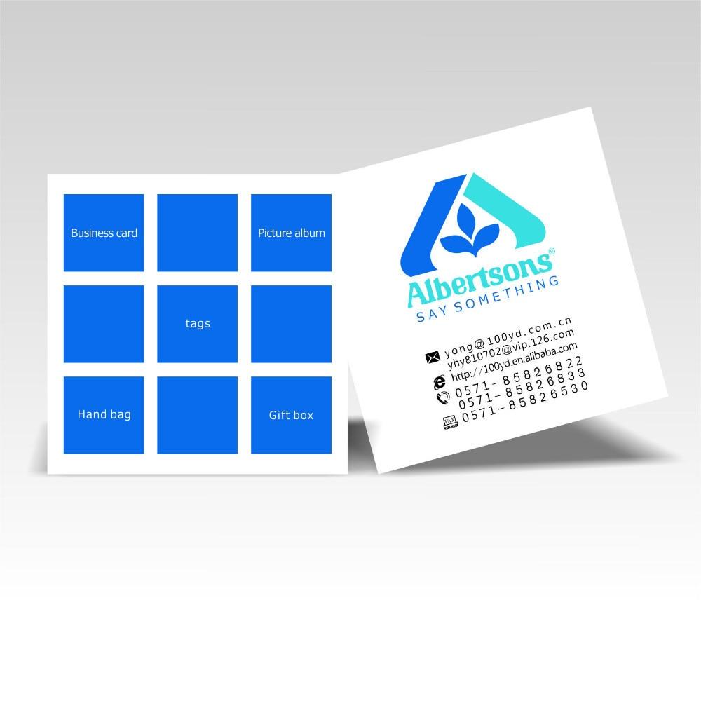 350gsm art paper business promotionshop for promotional 350gsm