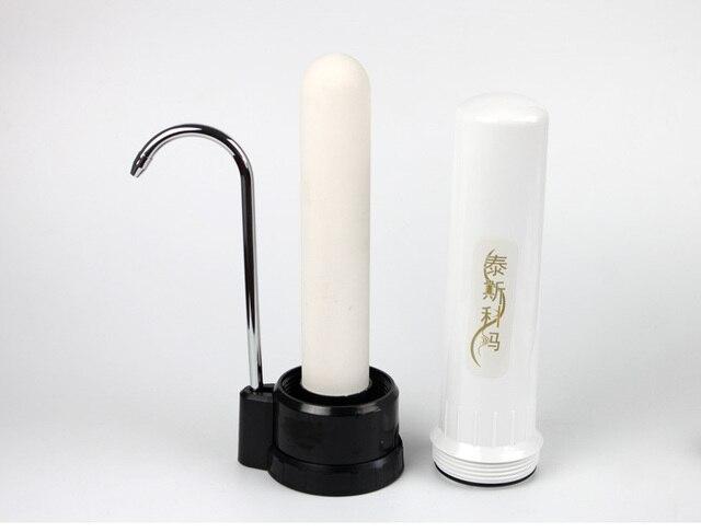 Desktop di ceramica filtro acqua cartuccia del filtro ceramico