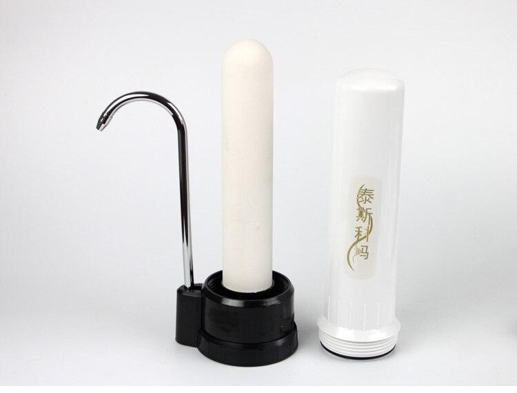 desktop ceramic water filter ceramic filter cartridge direct drinking water purifier kitchen faucet water filters - Ceramic Water Filter