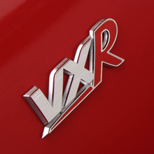 Free shipping VXR car emblem Badge rear Decals for Opel Vauxhall Corsa Omega Vectra Mokka Astra Insignia accessories