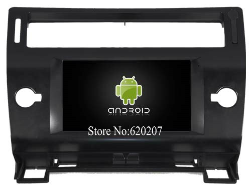 S160 Android 4.4.4 CAR DVD player FOR CITROEN C4 car audio stereo Multimedia GPS Quad-Core  -  AGOGO ELECTRONICS CO.,LTD store