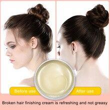 Высокое качество волос челка стайлинг паста помада продолжительный не мажется воском для придания формы прессформы