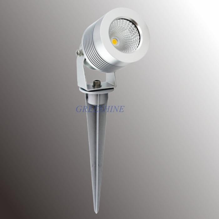 AC110-240V IP65 CREE COB LED Garden Decoration Light 6W Outdoor Landscape Lighting Waterproof Spot Light LED Spike Lamp 8pcs/lot