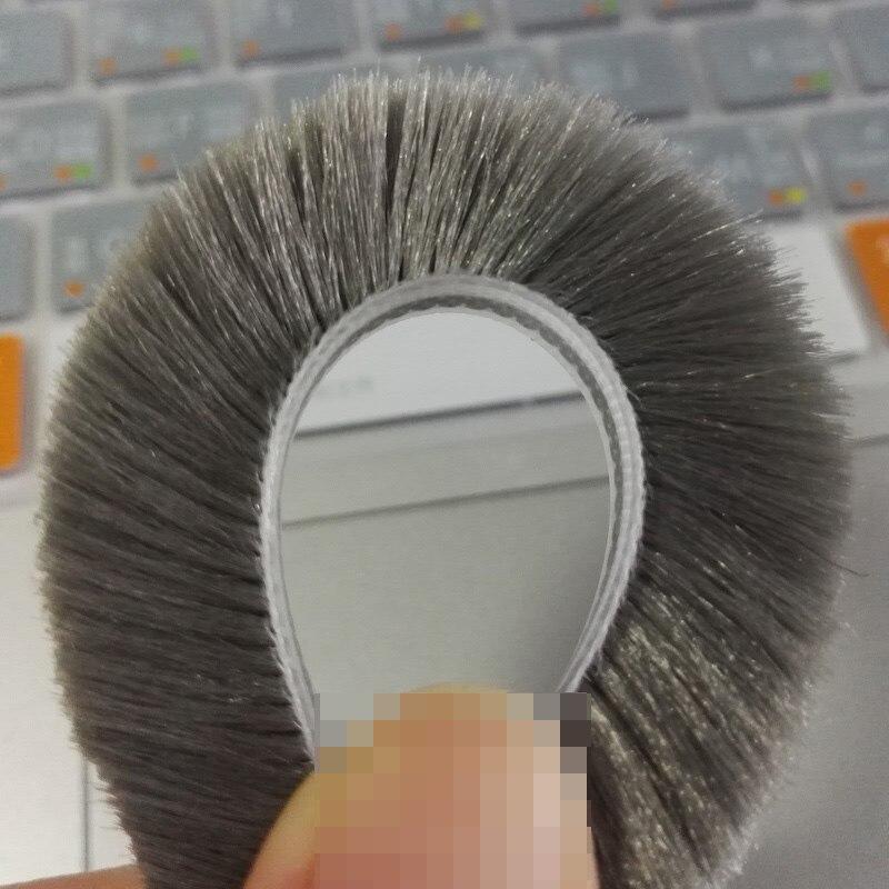 Felt Draught Excluder Wool Pile Seals Weather Strip Waterproof Sliding Sash Screen Door Window Brush Seal