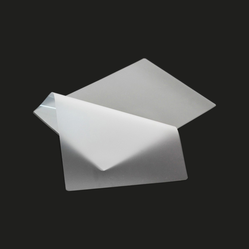 100 mic 6 Sizes 3 quot 5 quot 6 quot 7 quot 8 quot amp A4 Thermal Laminating Film PET EVA 20 Sheets Each Size 120 Pcs Pack For Roll Laminator in Laminator from Computer amp Office