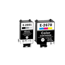 T2661 T2670 Compatible Ink Cartridges For Epson WorkForce WF-100W inkjet printer