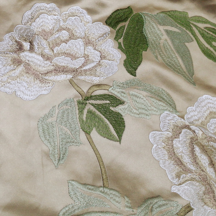 Grassland Fox Linen  Paprika Curtain//Craft //UpholsteryFabric