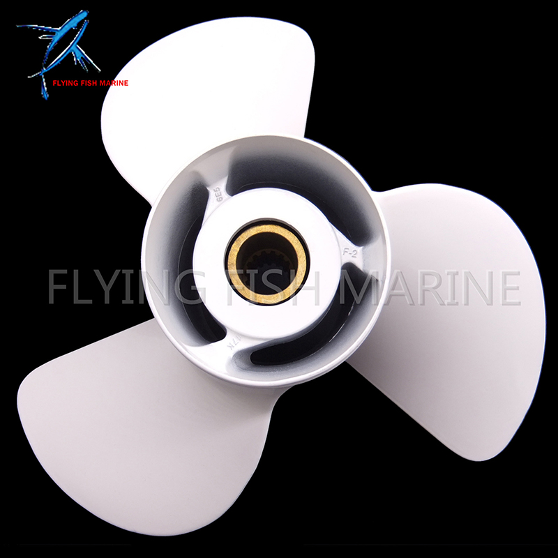 Boat Parts & Accessories Boat Engine Apprehensive T85-04020000 T85-04020000-17 Propeller For Parsun Hdx Makara T60 T75 T85 T90 Outboard Motor 13 1/4x17-k