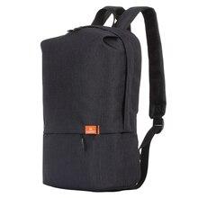 цены на Waterproof Men's 15 inch laptop backpack computer male school backpacks rucksacks leisure for teenage mochila Escolar Gray Bag  в интернет-магазинах