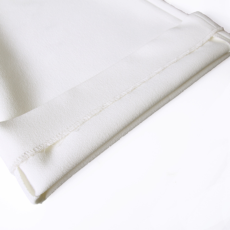 Automne Pantalon Femmes Long Nouveau Blanc Casual Élastique Mince 2018 Flare Oqw8IIgHnT