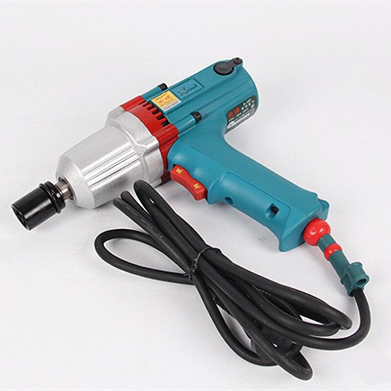 220 В 2200r/мин Электрический ключ электрический гайковерт торцевой ключ Электрический отбойный молоток воздушный ключ для инструмента автомо
