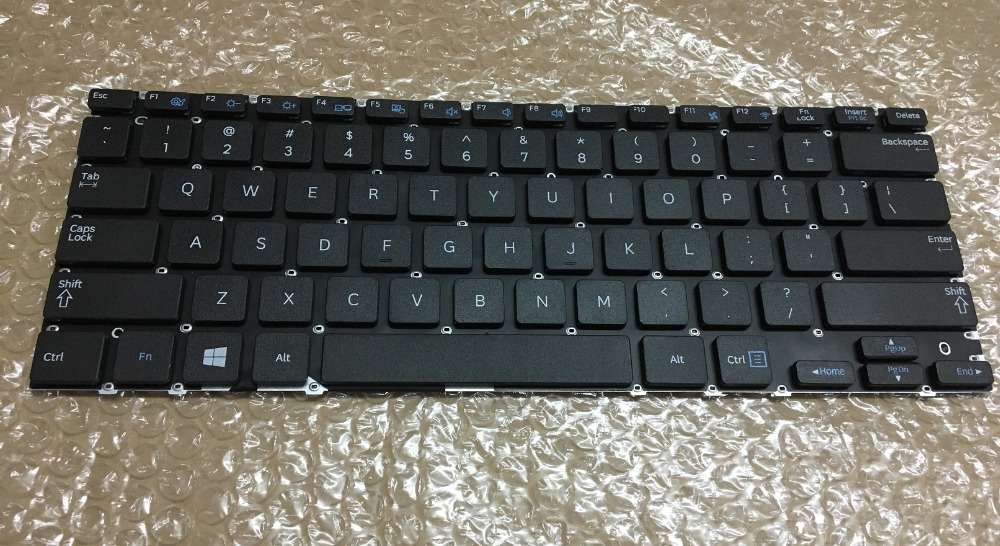 SSEA New laptop US Keyboard English For Samsung NP530U3B NP530U3C 530U3B 530U3C NP535U3C 535U3C NP540U3C keyboard no frame pitatel bt 1801 аккумулятор для ноутбуков samsung np 530u3b 530u3c 535u3c