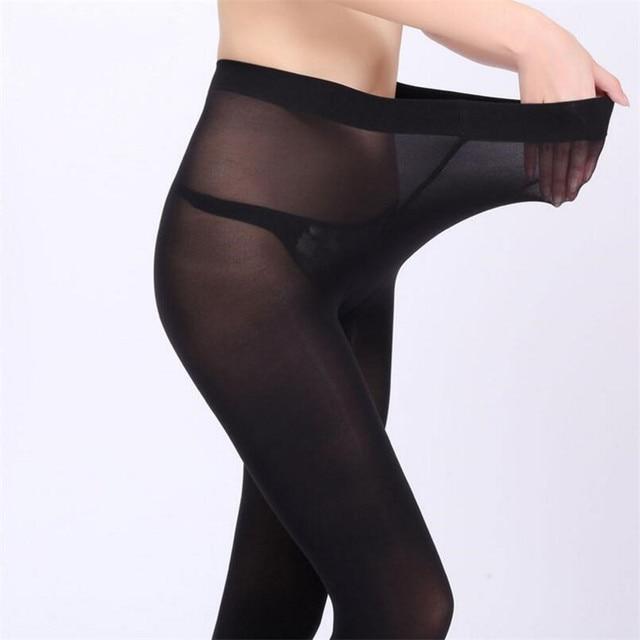 Velvet Pantyhose High Elasticity 2