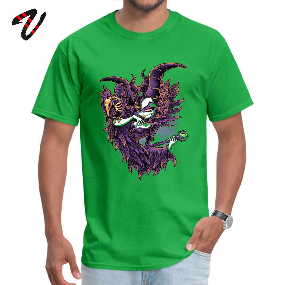 Malevolent Gaze Fashionable Short Sleeve Casual T Shirt Pure Cotton O-Neck Mens _black Tops & Tees Design T-shirts Summer Autumn Malevolent Gaze 7741 green
