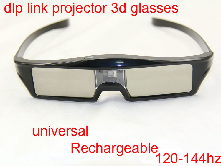 3D <font><b>Active</b></font> <font><b>Shutter</b></font> <font><b>Glasses</b></font> <font><b>DLP</b></font>-<font><b>LINK</b></font> <font><b>DLP</b></font> <font><b>LINK</b></font> 3D dlo <font><b>glasses</b></font> for Optoma Sharp LG Acer BenQ w1070 Projectors 3D <font><b>glasses</b></font> <font><b>dlp</b></font> <font><b>link</b></font>