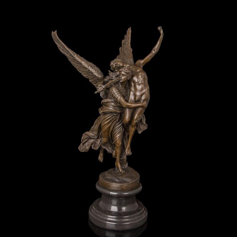 atlie bronzes greek mythology bronze sculptures gloria victis