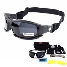 Army Goggles Sunglasses Men Military Sunglasses