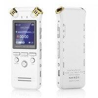 Professionelle Hersteller hd audio voice recorder spy 36 h kontinuierliche arbeit 8G speicher diktiergerät Digitale aufnahme