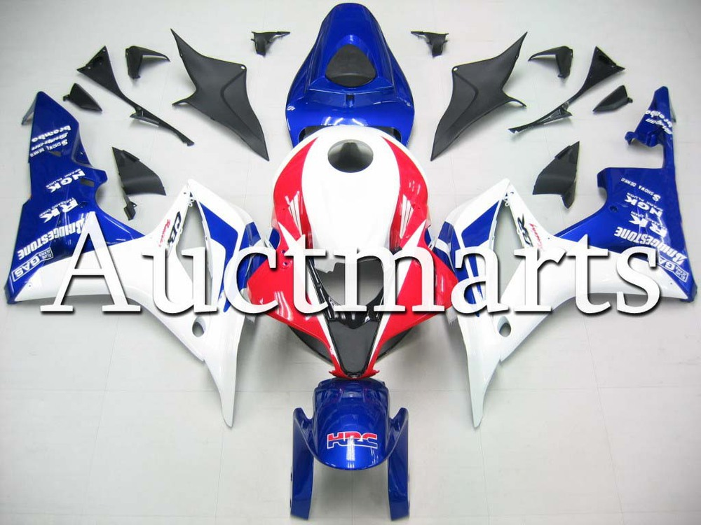 For Honda CBR 600 RR 2007 2008 Injection  ABS Plastic motorcycle Fairing Kit Bodywork CBR 600RR 07 08 CBR600RR CBR600 RR CB26