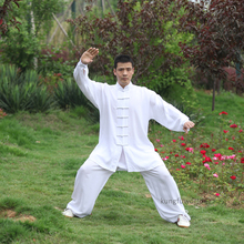 Tai chi Uniform Cotton 5 Colors