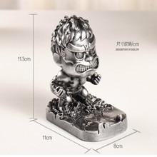 Mobile Phone Holder Marvel Avenger Iron Man Desktop Stand For Iphone Samsung Green Gaint Mobile Scaffold Bracket Gift