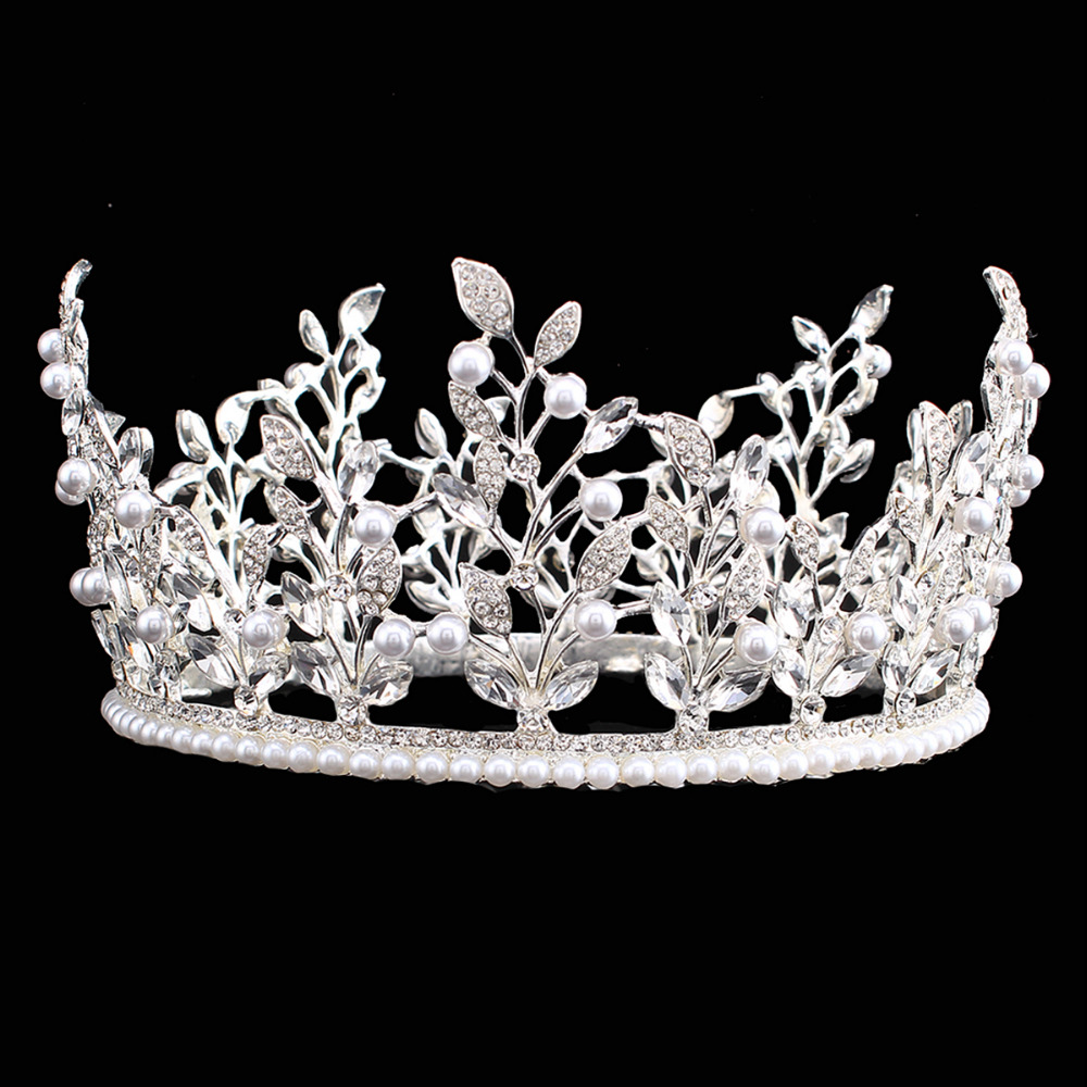 Sparkly Crystal Princess Tiaras Crowns Beautiful Elegant