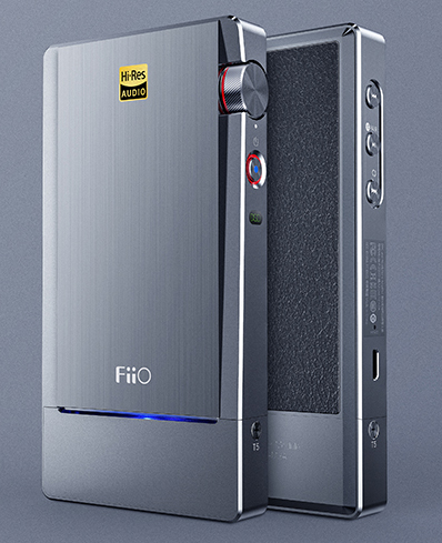 FIIO Q5 Bluetooth and DSD Capable Portable HIFI AMP DSD DAC Chip High resolution USB Headphone