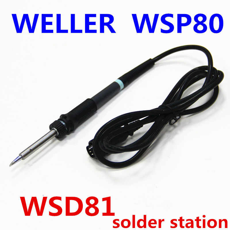24V/80W Digital Soldering Iron Soldering Iron Handle WSP80 Pen WSD81 Soldering Station Handle Electric Soldering Iron