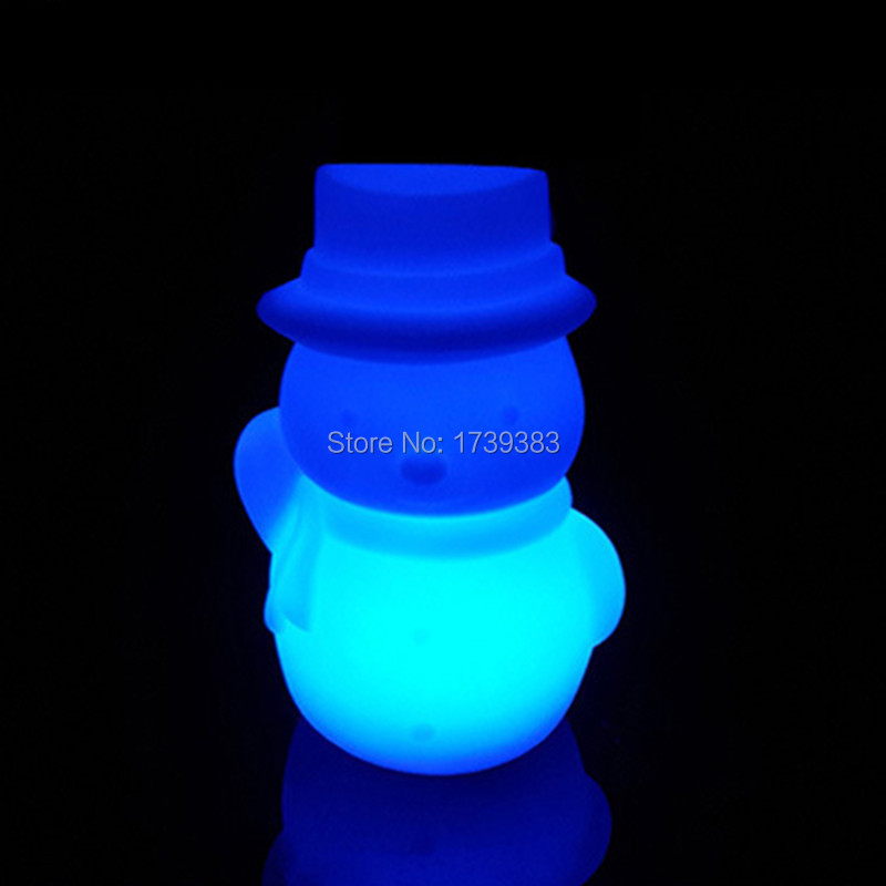 Free Shipping rechargeable Snowman LED Table Lamps For Bedroom Luminaria De Mesa Plastic night Lamp For Kids Christmas Gift family matching outfits mom kids baby toddle girl holiday party dress children clothing sets mother daughter summer lace dresses