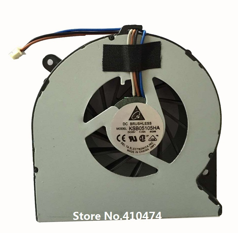 SSEA New CPU Fan for HP ProBook 4530s 4535s 4730s 6460b 6465b 6470b 6475b series cooling Fan P/N DFS5311205MC0T 641839-001 new for acer aspire 5553 5553g series cpu cooling fan