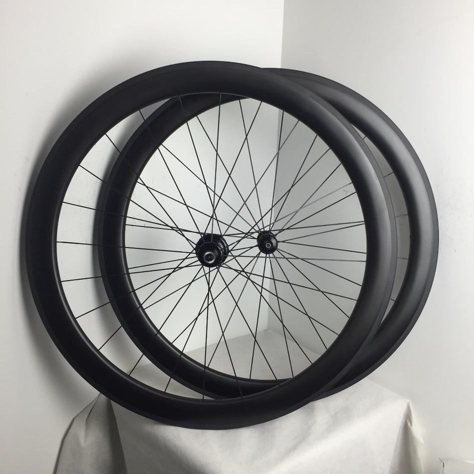 High end Kalite Ücretsiz kargo 50mm derin 1420 karbon kattığı - Bisiklet Sürmek - Fotoğraf 1