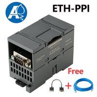 Cp243i ETH-PPI 절연 S7-200 이더넷 모듈 통신 어댑터 CP243-1 6gk7 243-1ex01-0xe0 suppot win7/8/xp