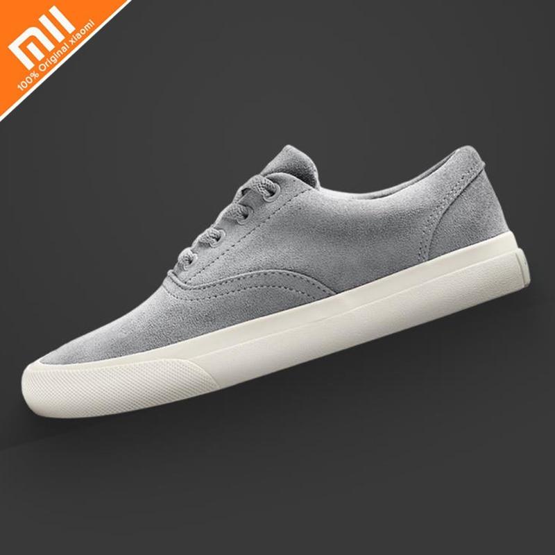 5 couleurs d'origine xiaomi mijia FREETIE chaussures de sport et de loisirs semelle extérieure en caoutchouc semelles rembourrées décontracté chaussures pour hommes confortables