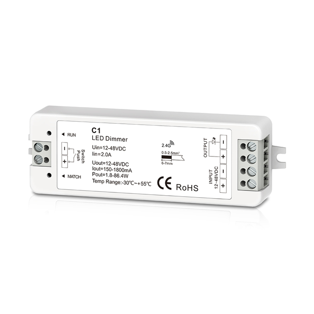1 channel rf dimmer power repeate constant current output current rh aliexpress com