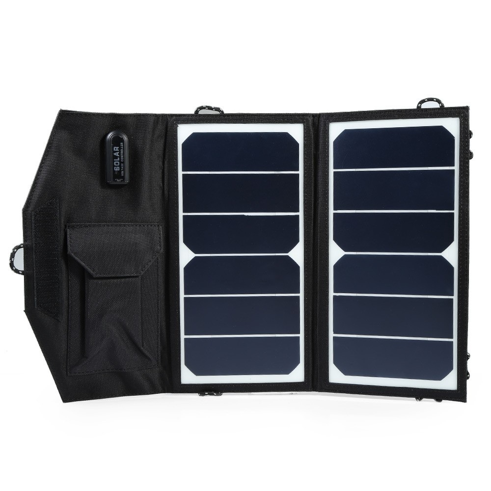 14W solar panel charger