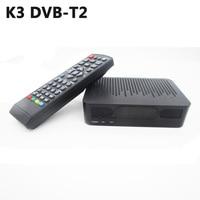 K3 DVB T2 DVB T Satellite Receiver HD Digital TV Tuner Receptor MPEG4 DVB T2 H