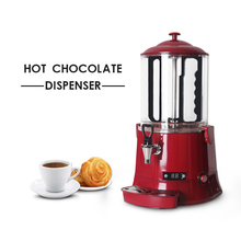 Hot Chocolate Machine 10L Chocofairy Dispenser  Mixer 110V-220V Commercial & Milk