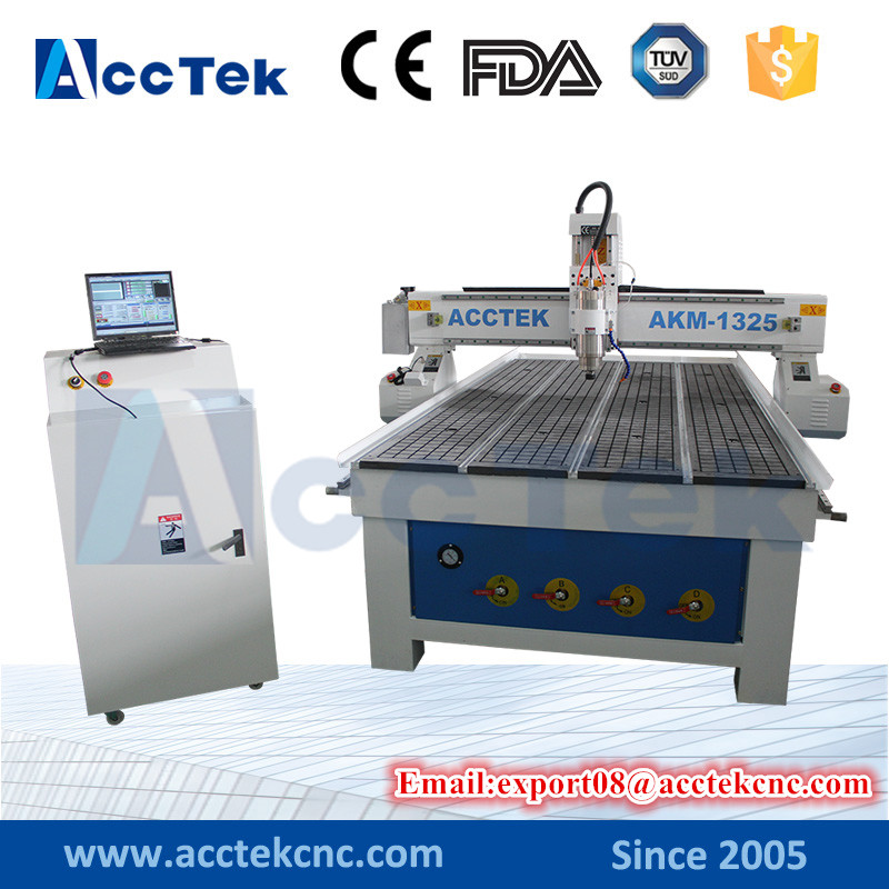 High Precision Cnc Metal Mold Engraving Machine / Cnc Router For Aluminum Carving