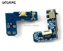 OCGAME 12 قطعة/الوحدة 7 واط 700xx 7000x70000 On/Off السلطة إعادة تعيين التبديل مجلس ل PS2 استبدال إصلاح أجزاء